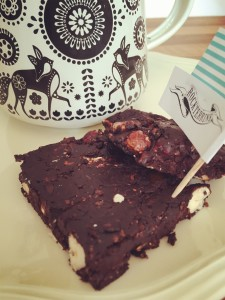 Schoko Brownie vegan